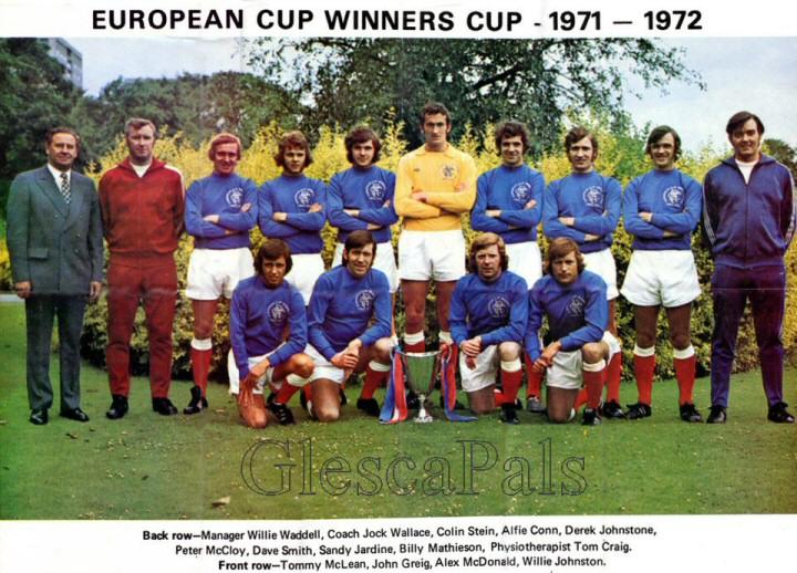 1972 European Cup Winners' Cup Final